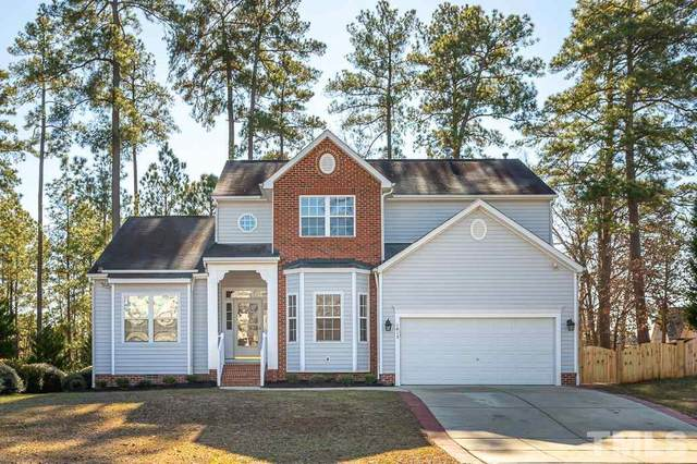 1815 White Dogwood Road, Apex, NC 27502 (#2361123) :: Real Estate By Design