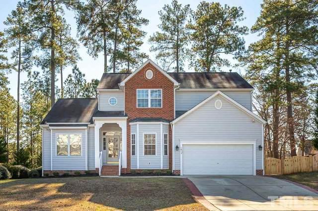 1815 White Dogwood Road, Apex, NC 27502 (#2361123) :: RE/MAX Real Estate Service