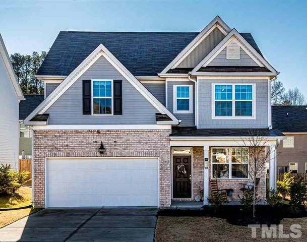 637 Stapleford Lane, Fuquay Varina, NC 27526 (#2361257) :: Saye Triangle Realty