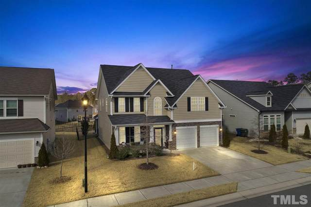 7597 Oakberry Drive, Raleigh, NC 27616 (#2361293) :: The Jim Allen Group