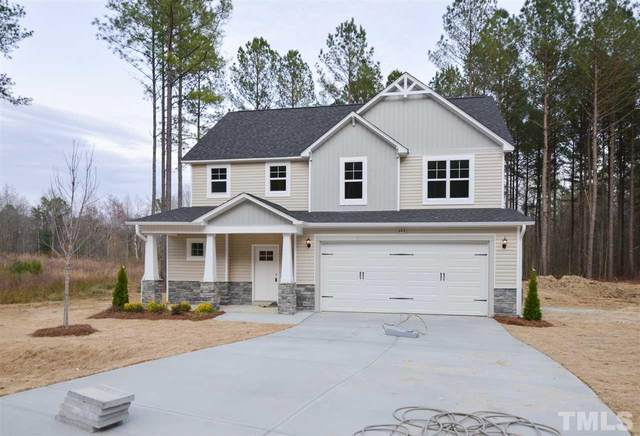 293 Berg Street, Smithfield, NC 27577 (#2361300) :: Choice Residential Real Estate