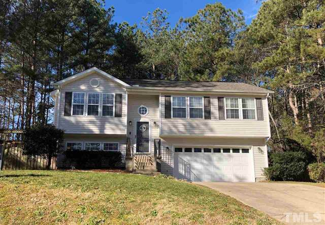 80 Shiloh Lane, Youngsville, NC 27596 (#2361350) :: Choice Residential Real Estate
