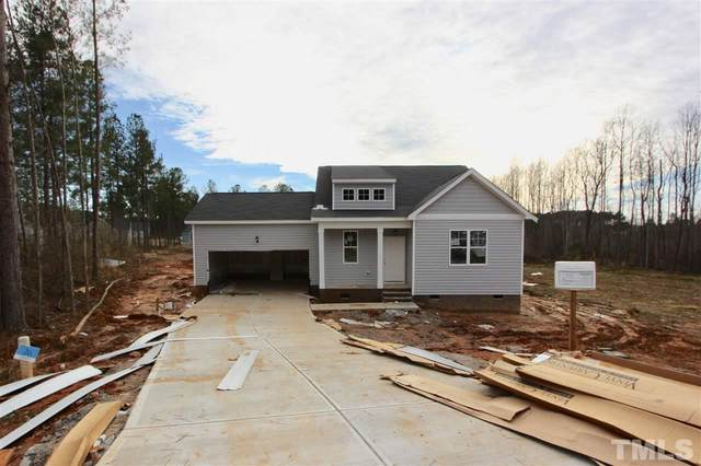 43 Friendly Circle, Middlesex, NC 27557 (#2361354) :: Bright Ideas Realty