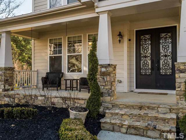 121 Bryce Meadow Drive, Holly Springs, NC 27540 (#2361390) :: Triangle Just Listed