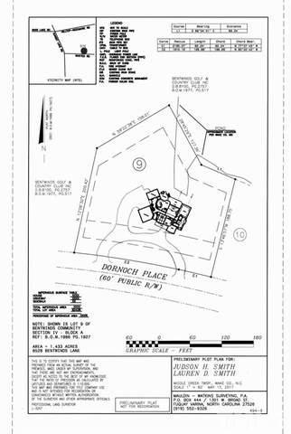 6528 Dornoch Place, Fuquay Varina, NC 27526 (#2361425) :: Real Properties