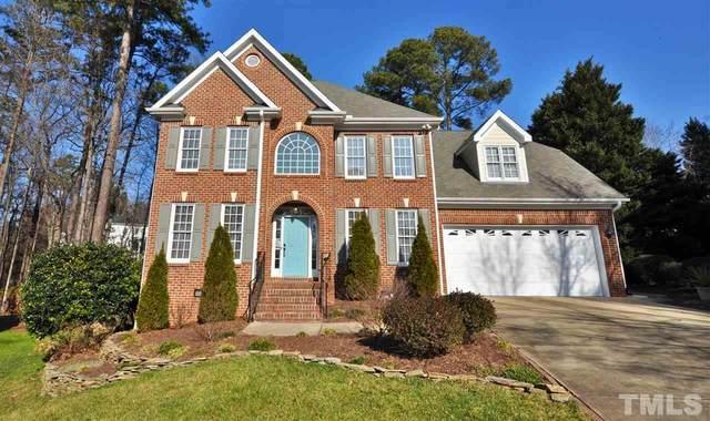 106 Pember Place, Morrisville, NC 27560 (#2361499) :: Real Properties