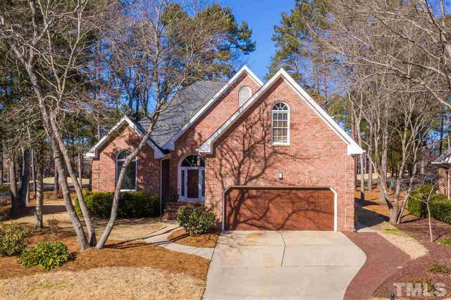 109 E Clarksville Court, Cary, NC 27513 (#2361507) :: The Rodney Carroll Team with Hometowne Realty