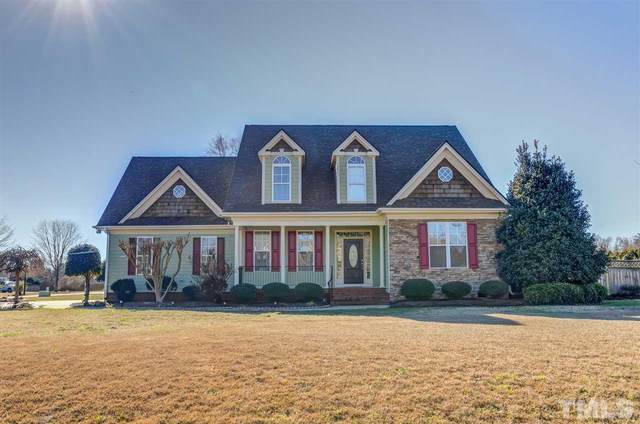 4409 Deer Knoll Court, Raleigh, NC 27603 (#2361652) :: Choice Residential Real Estate