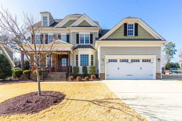 1816 Versa Court, Apex, NC 27502 (#2361808) :: Real Estate By Design