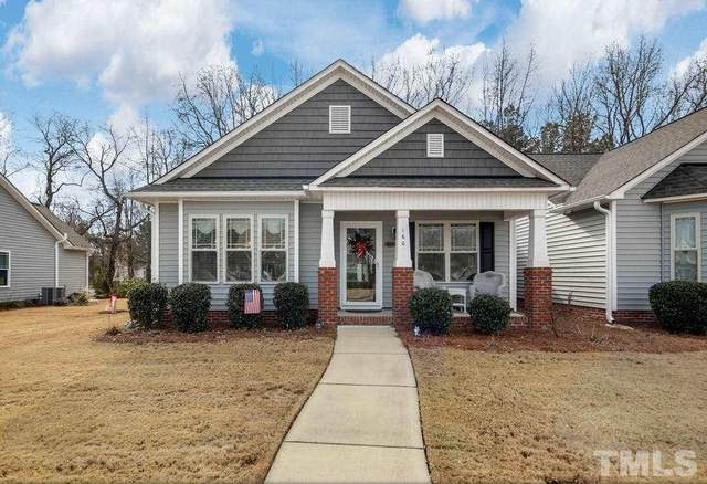 160 E Moss Creek Drive, Clayton, NC 27520 (#2361813) :: Triangle Just Listed