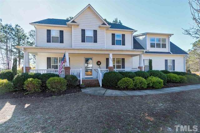 4009 Bedford Forest Way, Fuquay Varina, NC 27526 (#2361944) :: Real Properties