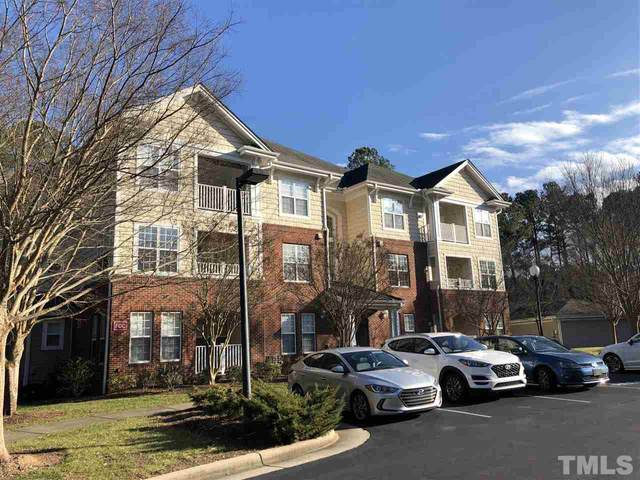 921 Providence Glen Drive #102, Chapel Hill, NC 27514 (#2362019) :: RE/MAX Real Estate Service