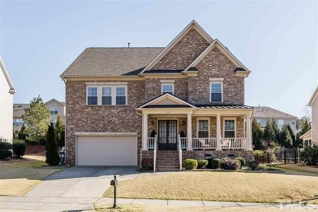 120 Preatonwood Drive, Apex, NC 27539 (#2362096) :: Real Estate By Design