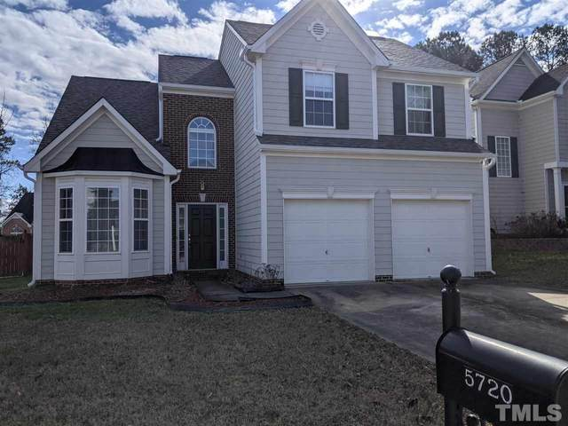 5720 Keowee Way, Raleigh, NC 27616 (#2362224) :: Raleigh Cary Realty