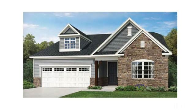 2632 Hayes Hill Place Lot 62 - Ansley, Cary, NC 27519 (#2362245) :: Dogwood Properties