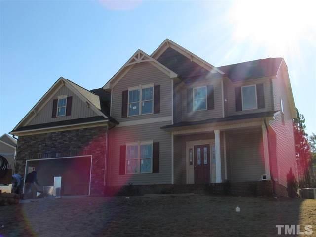 373 Neuse Landing Drive, Clayton, NC 27527 (#2362281) :: Real Properties