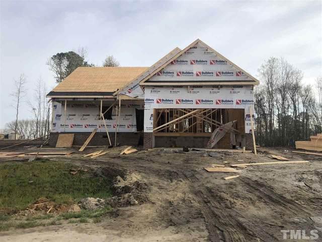 91 Tan Oak Drive, Selma, NC 27576 (#2362301) :: Steve Gunter Team