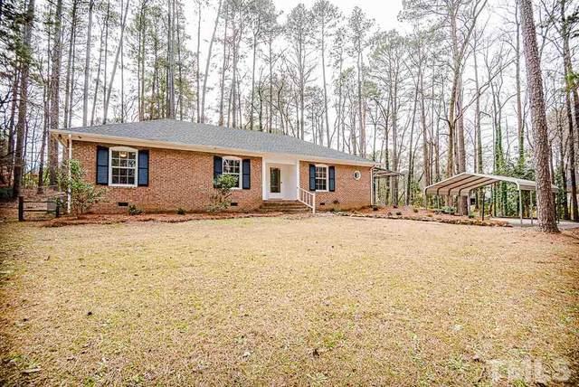 2419 Overbrook Lane, Sanford, NC 27330 (#2362401) :: Saye Triangle Realty