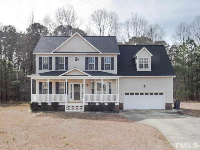 177 Oak Creek Drive, Clayton, NC 27520 (#2362403) :: The Rodney Carroll Team with Hometowne Realty
