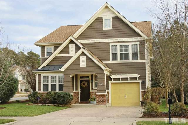 203 Rope Walk Court, Cary, NC 27560 (#2362404) :: The Rodney Carroll Team with Hometowne Realty