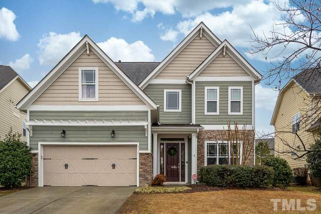 3737 Willow Stone Lane, Wake Forest, NC 27587 (#2362525) :: Choice Residential Real Estate