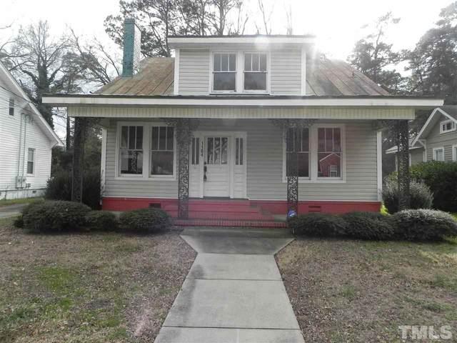 1104 E Walnut Street, Goldsboro, NC 27530 (#2362533) :: The Jim Allen Group