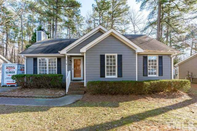 3516 Castlegate Drive, Raleigh, NC 27616 (#2362534) :: Bright Ideas Realty