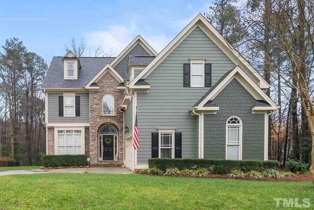 8432 Montavista Lane, Wake Forest, NC 27587 (#2362540) :: Real Properties