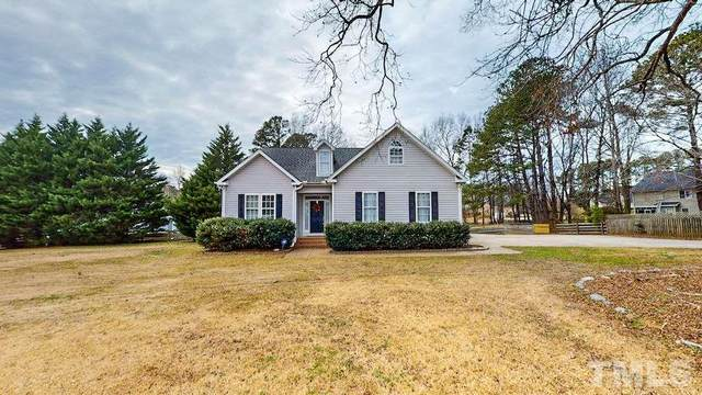 3728 West Lake Road, Apex, NC 27539 (#2362722) :: Bright Ideas Realty