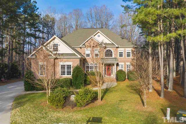 7436 Oriole Drive, Wake Forest, NC 27587 (#2362778) :: Masha Halpern Boutique Real Estate Group