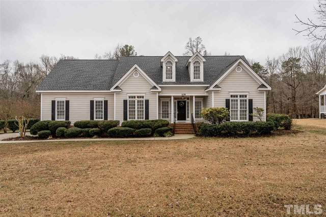 109 Claire Drive, Clayton, NC 27520 (#2362819) :: The Rodney Carroll Team with Hometowne Realty
