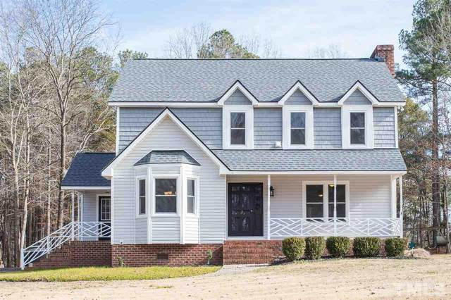 312 Thomas Drive, Clayton, NC 27520 (#2362863) :: Choice Residential Real Estate