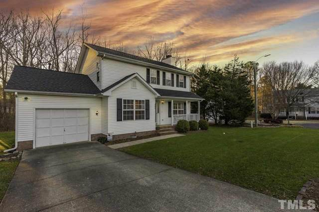 809 Swan Hill Court, Fuquay Varina, NC 27526 (#2362923) :: Choice Residential Real Estate