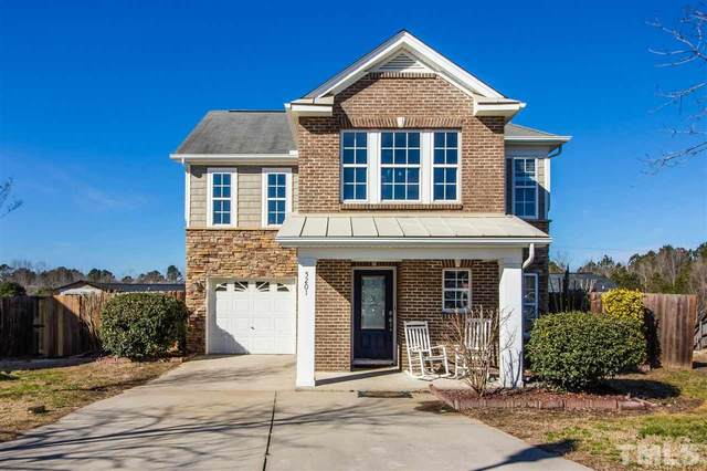 5201 Tant Circle, Knightdale, NC 27545 (#2362939) :: Sara Kate Homes