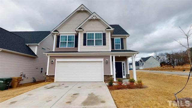 767 Lakemont Drive, Clayton, NC 27520 (#2363072) :: Triangle Just Listed