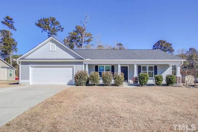 127 Hunterwood Place, Benson, NC 27504 (#2363186) :: Sara Kate Homes