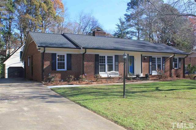 4700 Hiddenbrook Drive, Raleigh, NC 27609 (#2363225) :: Choice Residential Real Estate