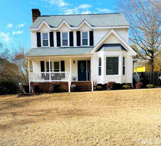 2001 Red Oak Lane, Clayton, NC 27520 (#2363232) :: Raleigh Cary Realty