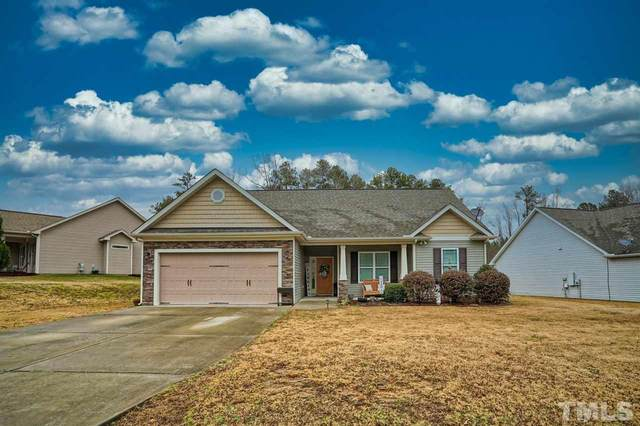 319 Coachmans Trail, Stem, NC 27581 (#2363293) :: The Rodney Carroll Team with Hometowne Realty