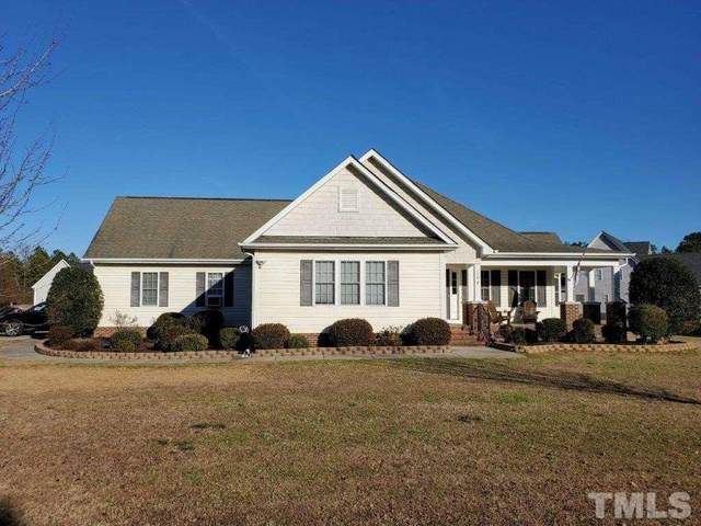 104 Killington Place, Dunn, NC 28334 (#2363316) :: Sara Kate Homes