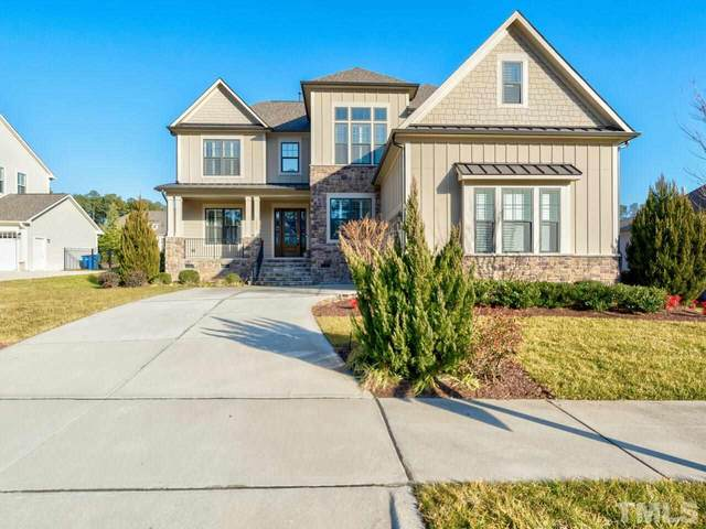 3009 Adonis Circle, Raleigh, NC 27612 (#2363334) :: Real Properties