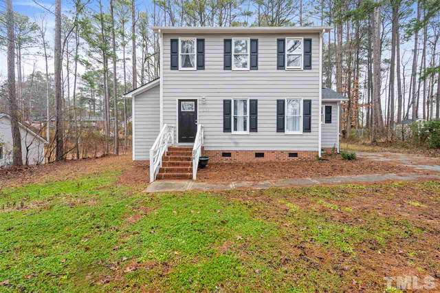 226 Dogwood Avenue, Clayton, NC 27520 (#2363388) :: Real Properties