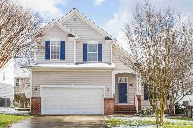 8718 Springhouse Lane, Raleigh, NC 27617 (#2363562) :: Sara Kate Homes