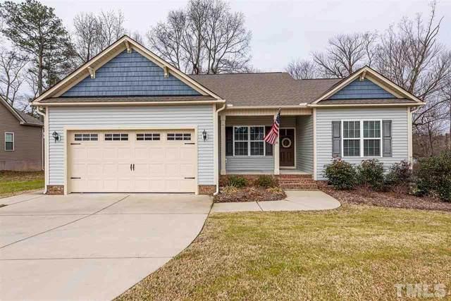 107 Farmland Circle, Clayton, NC 27520 (#2363631) :: The Rodney Carroll Team with Hometowne Realty