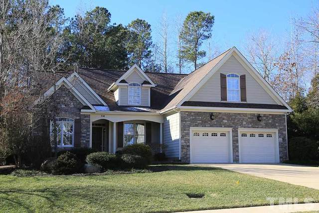 36 Grantwood Drive, Clayton, NC 27527 (MLS #2363732) :: On Point Realty