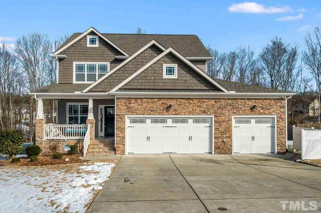 40 Canterbury Drive, Franklinton, NC 27525 (#2363734) :: Choice Residential Real Estate
