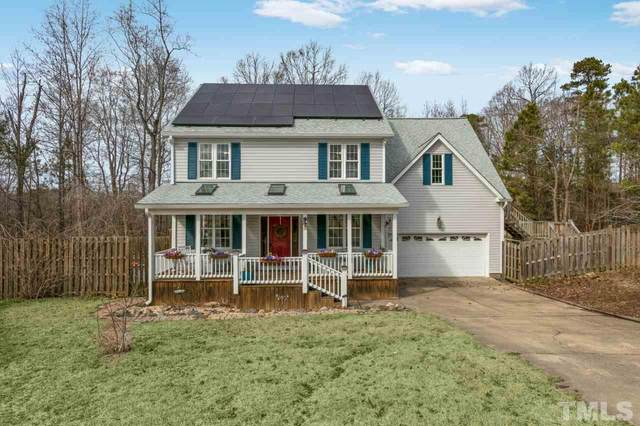 121 Fawnlilly Place, Garner, NC 27529 (#2363737) :: The Rodney Carroll Team with Hometowne Realty