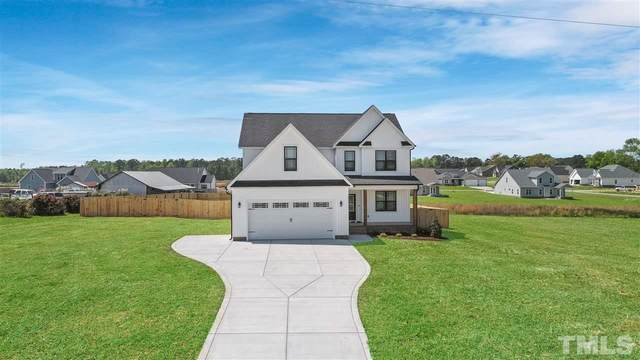 24 Joel Way, Lillington, NC 27546 (#2363746) :: Real Properties