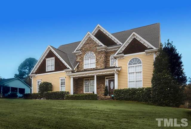 609 Hillcrest Road, Apex, NC 27502 (#2363792) :: Classic Carolina Realty