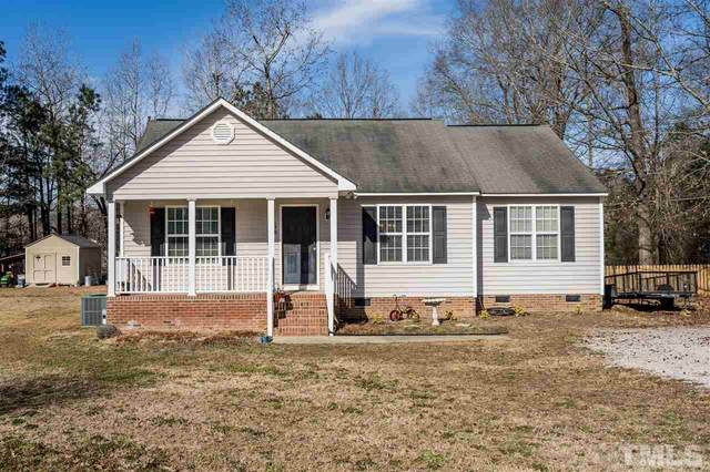 130 Pinto Lane, Zebulon, NC 27597 (#2363865) :: The Rodney Carroll Team with Hometowne Realty